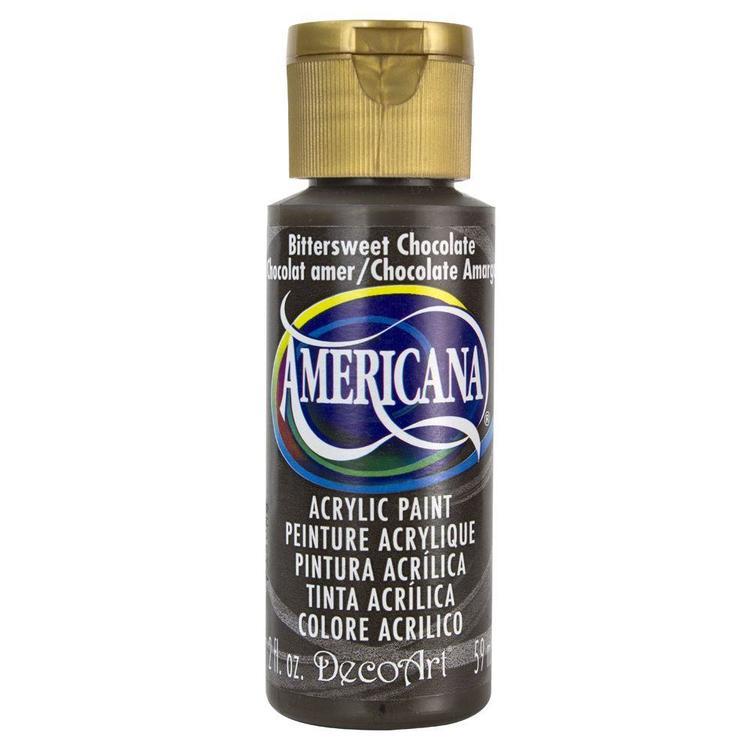 DecoArt Americana Bittersweet Chocolate