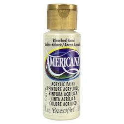DecoArt Americana Bleached Sand
