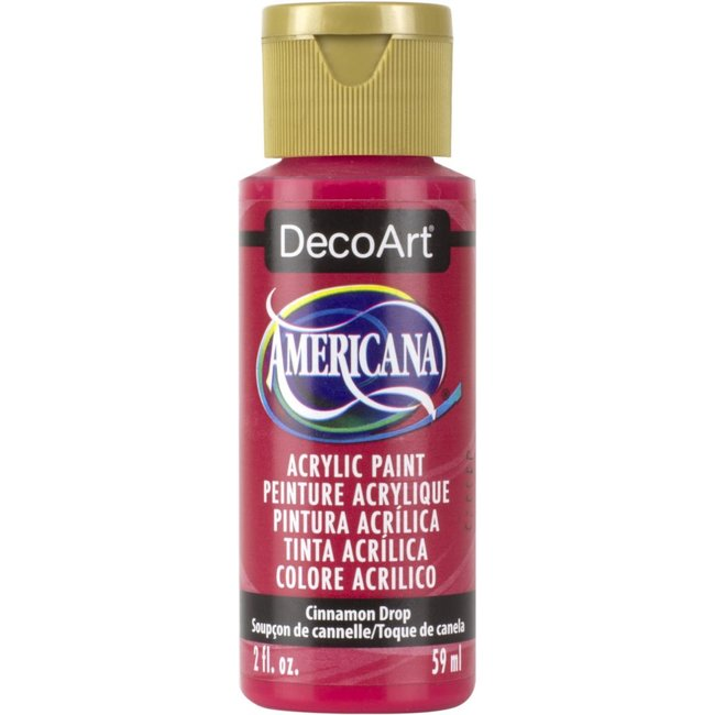 DecoArt Americana Cinnamon Drop