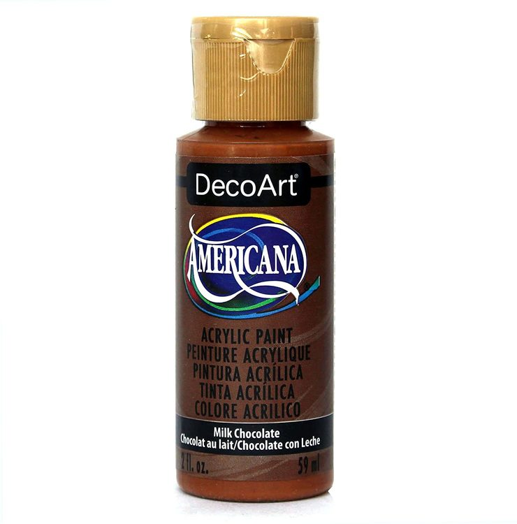 DecoArt Americana Milk Chocolate