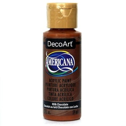 DecoArt Americana Milk Chocolate