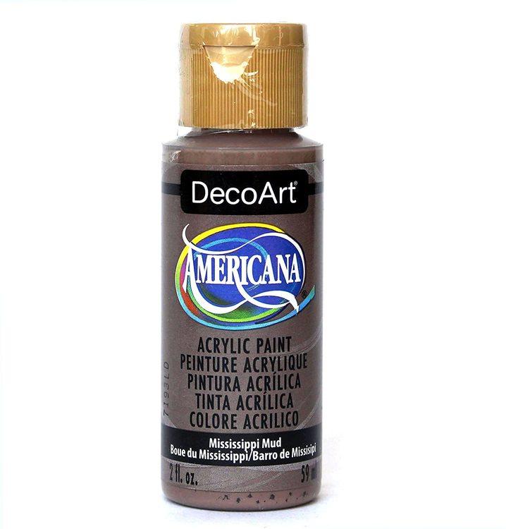 DecoArt Americana Mississippi Mud
