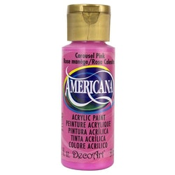 DecoArt Americana Carousel Pink