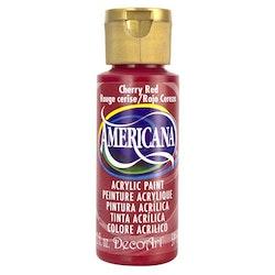 DecoArt Americana Cherry Red