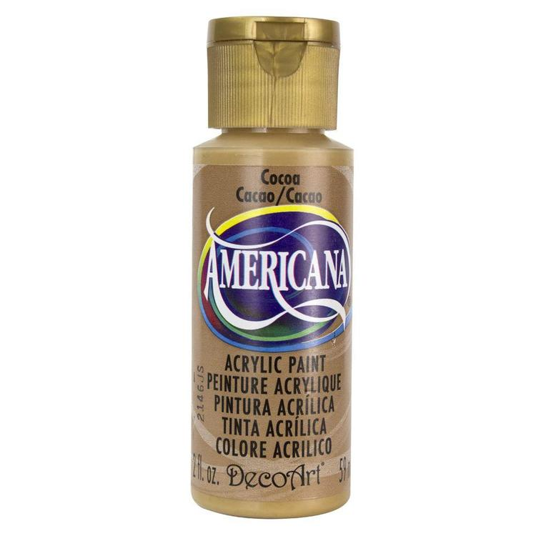 DecoArt Americana Cocoa