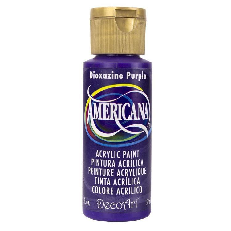 DecoArt Americana Dioxazine Purple