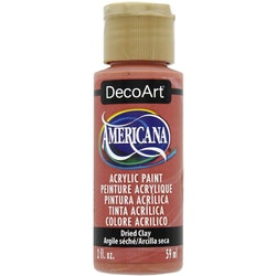 DecoArt Americana Dried Clay