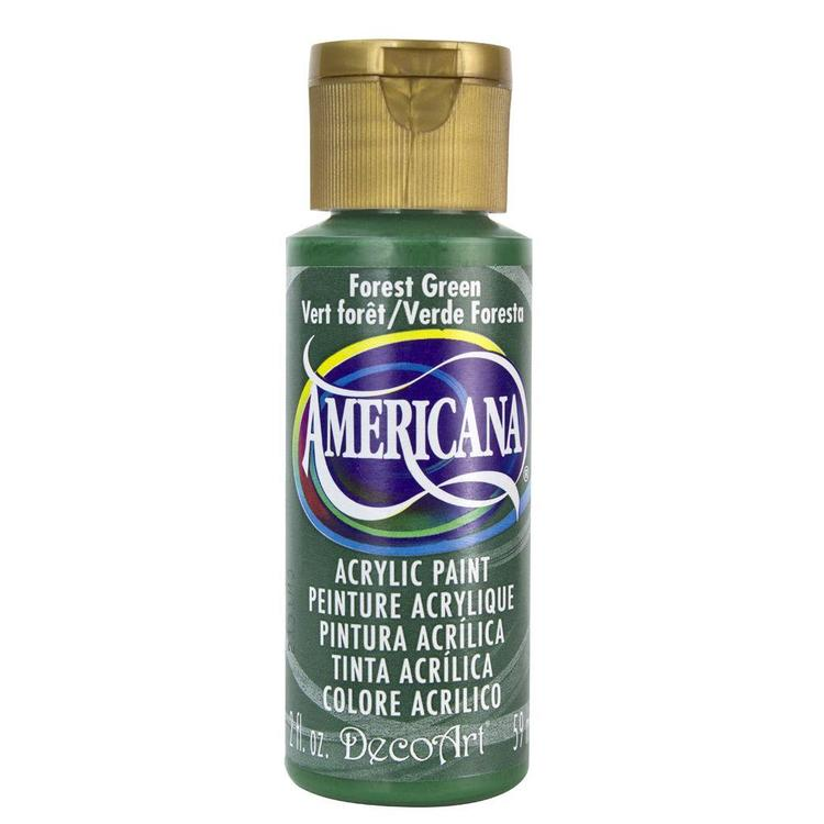 DecoArt Americana Forest Green