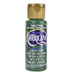 DecoArt Americana Forest Green