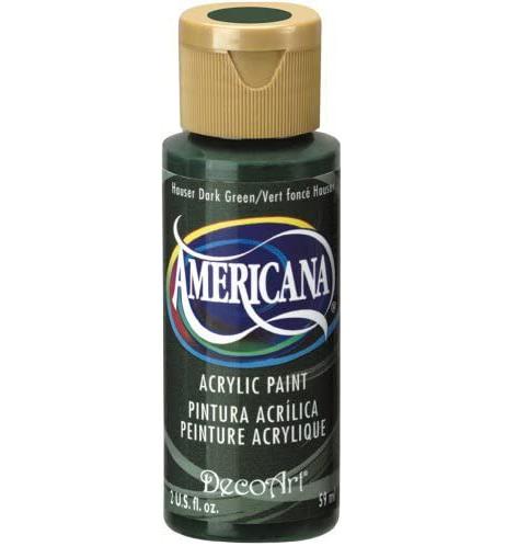 DecoArt Americana Hauser Dark Green