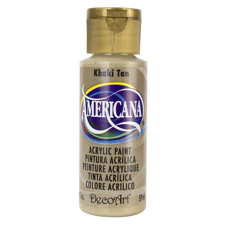 DecoArt Americana Khaki Tan