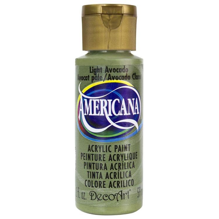 DecoArt Americana Light Avocado