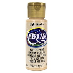 DecoArt Americana Light Mocha