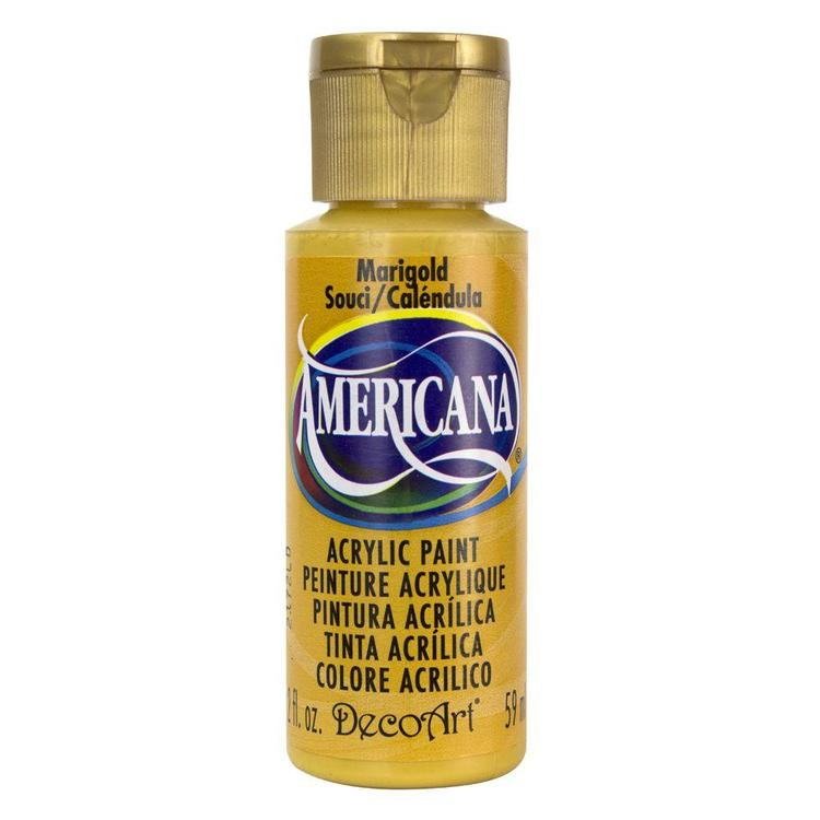 DecoArt Americana Marigold