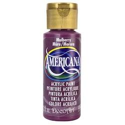 DecoArt Americana Mulberry