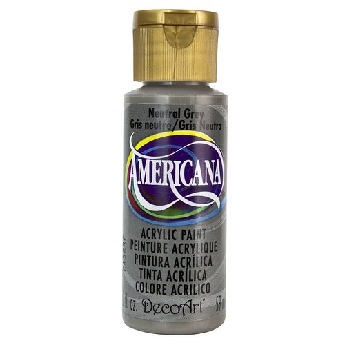 DecoArt Americana Neutral Grey
