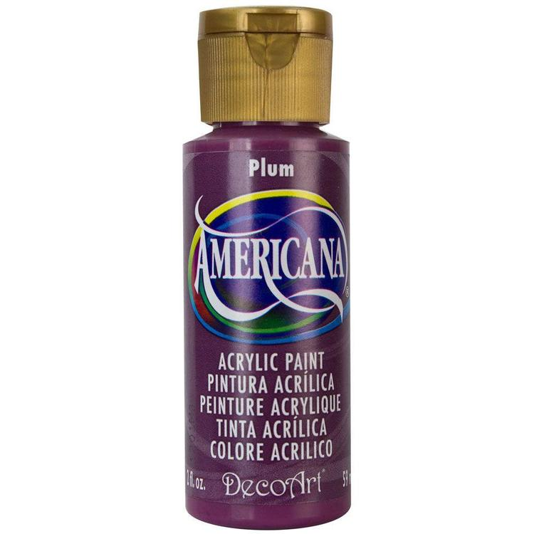 DecoArt Americana Plum