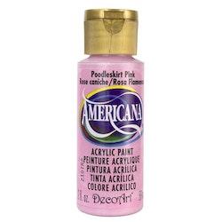 DecoArt Americana Poodleskirt Pink
