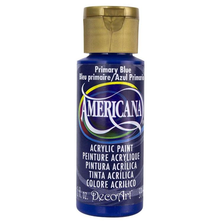 DecoArt Americana Primary Blue