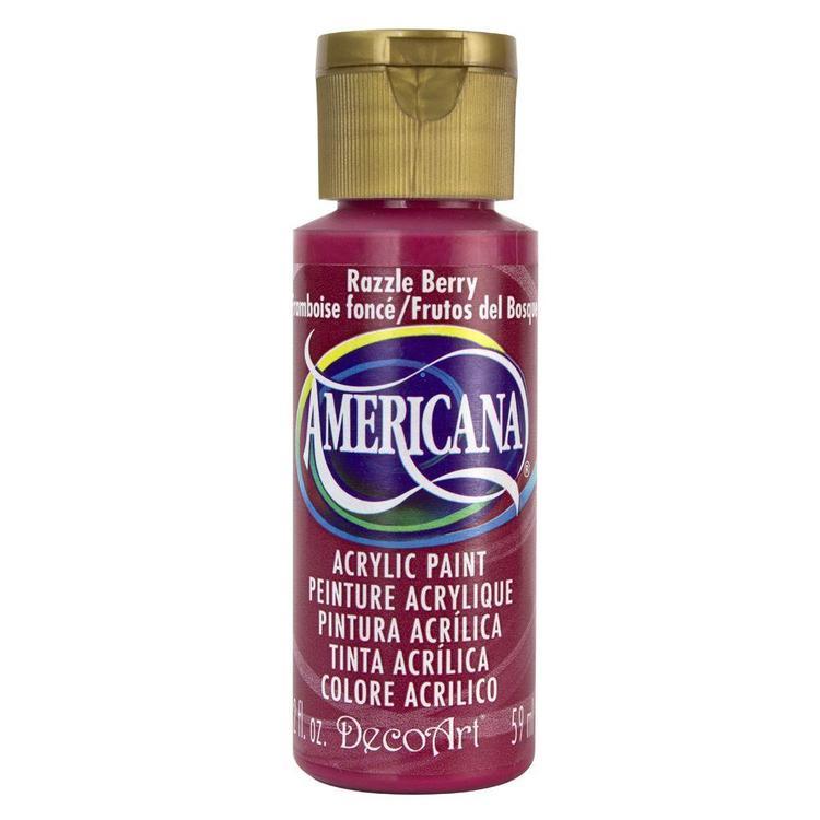 DecoArt Americana Razzle Berry