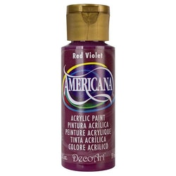 DecoArt Americana Red Violet