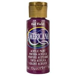 DecoArt Americana Red Violet