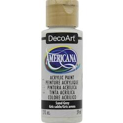 DecoArt Americana Sand Grey