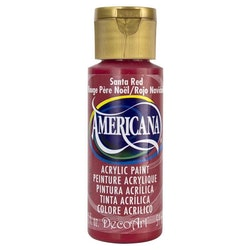 DecoArt Americana Santa Red