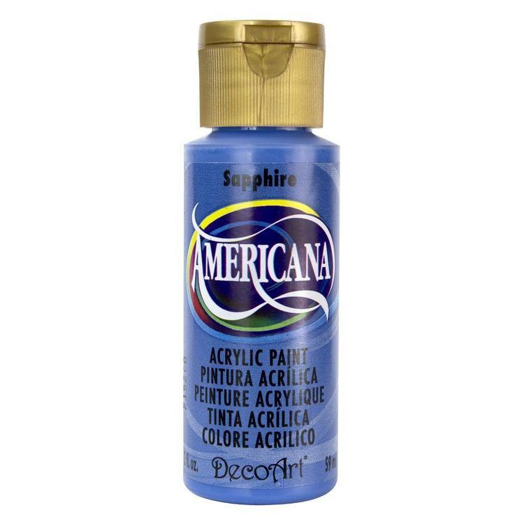 DecoArt Americana Sapphire