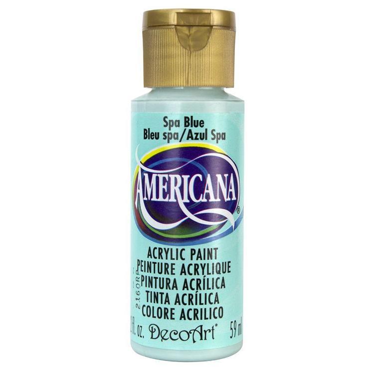 DecoArt Americana Spa Blue