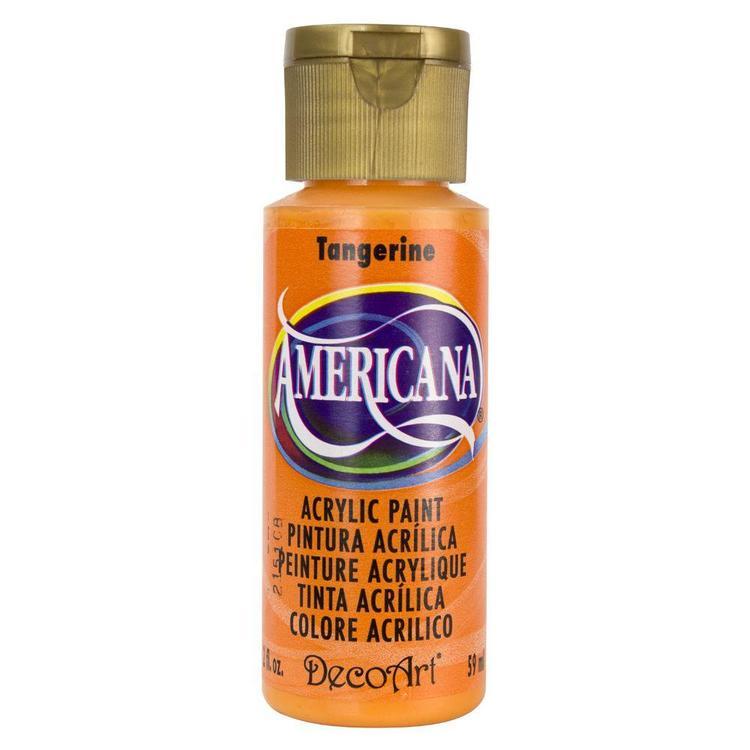DecoArt Americana Tangerine