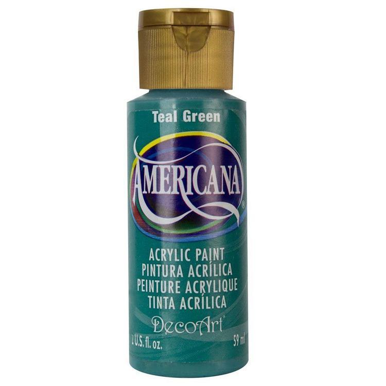 DecoArt Americana Teal Green