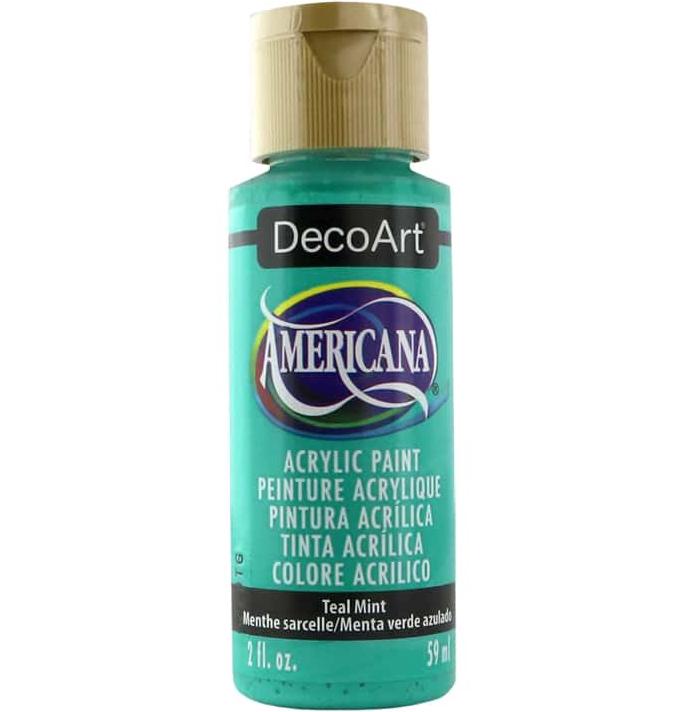 DecoArt Americana Teal Mint