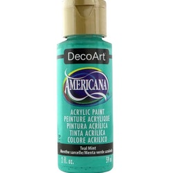 DecoArt Americana Teal Mint