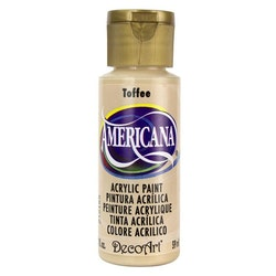 DecoArt Americana Toffee