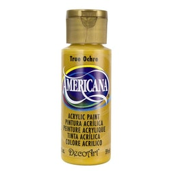 DecoArt Americana True Ochre