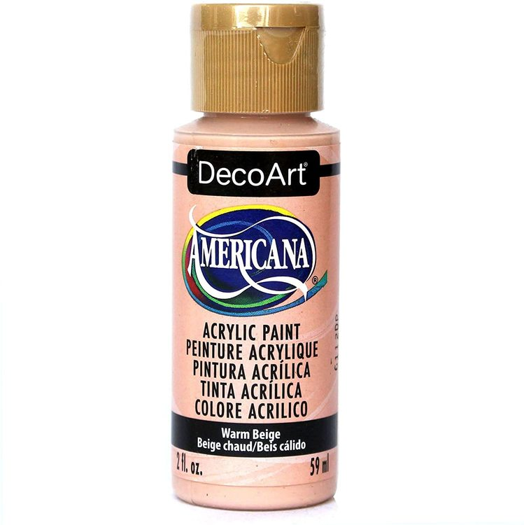 DecoArt Americana Warm Beige