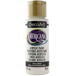 DecoArt Americana Warm White