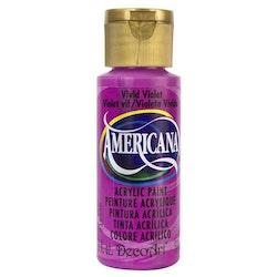 DecoArt Americana Vivid Violet