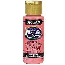 DecoArt Americana Vintage Pink