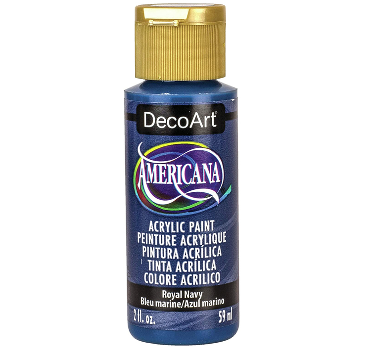 DecoArt Americana Royal Navy