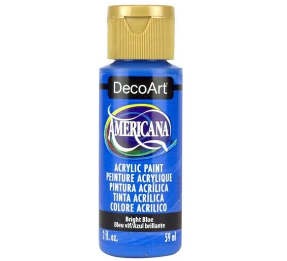 DecoArt Americana Bright Blue