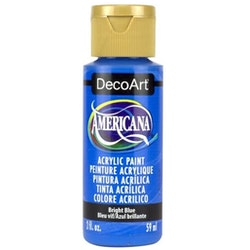 DecoArt Americana Bright Blue