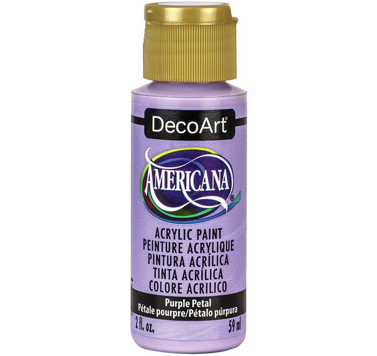 DecoArt Americana Purple Petal