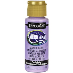 DecoArt Americana Purple Petal