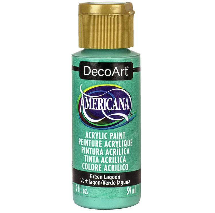 DecoArt Americana Green Lagoon