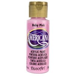 DecoArt Americana Baby Pink