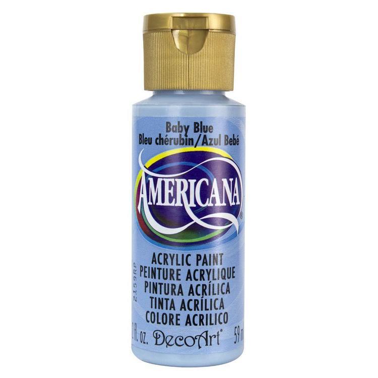 DecoArt Americana Baby Blue