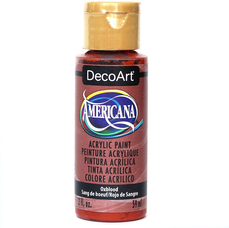 DecoArt Americana Oxblood