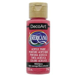 DecoArt Americana Wild Berry